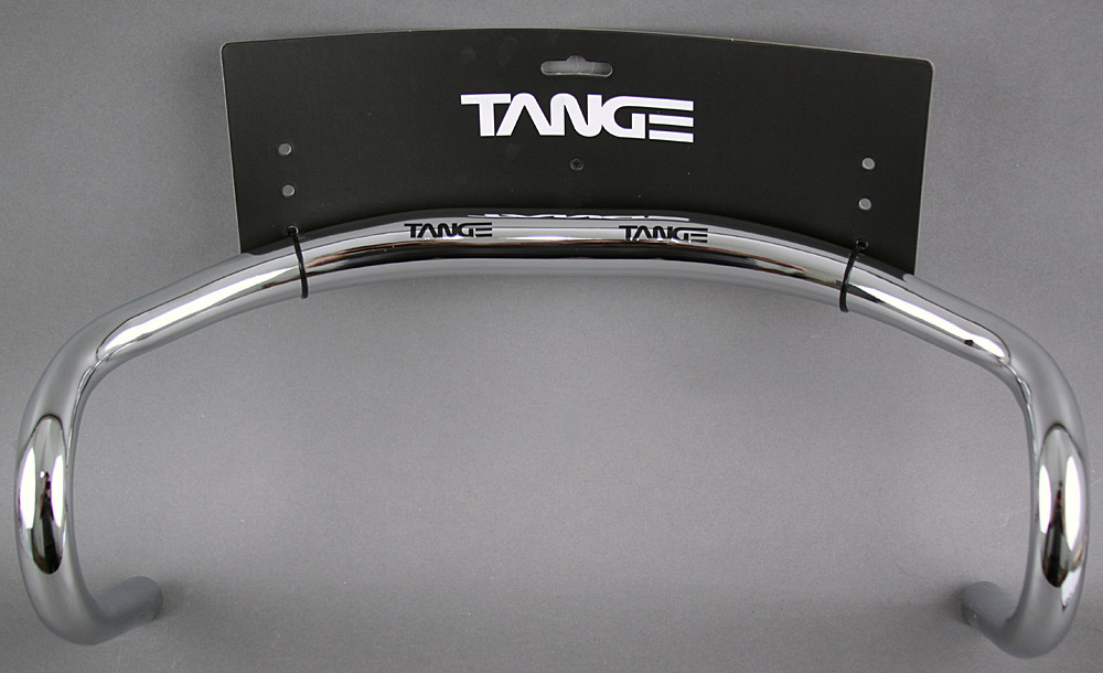 Tange Steel Track Fixed Gear Bike Handlebar Pista Drop Bar 40cm