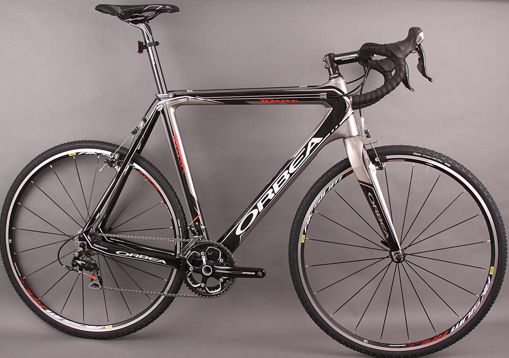 Orbea Terra TLT Carbon CX Bike Shimano 105 10 Speed 60