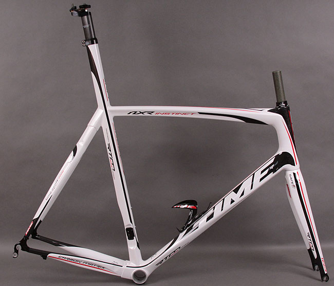2011 Time Instinct NXR White