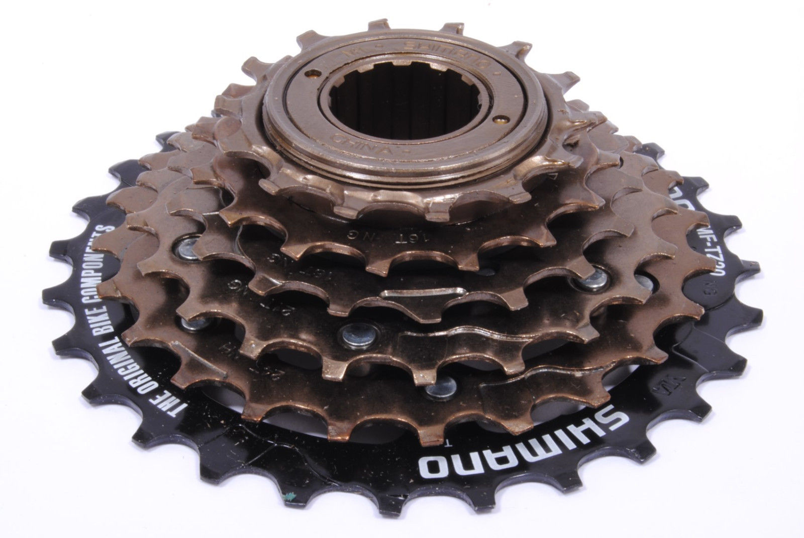 Shimano Tourney TZ500 6-Speed 14-28t Multi-speed freewheel