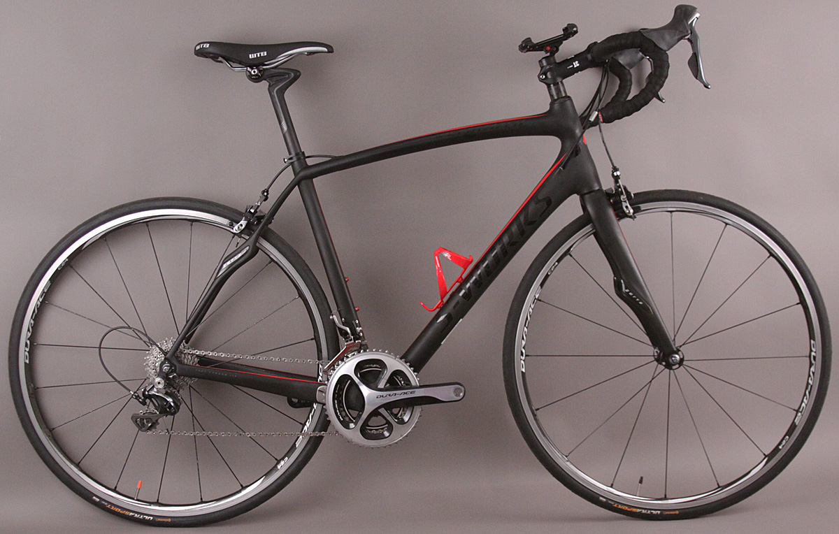 Specialized S Works Carbon 56cm Road Bike Dura Ace Groupset