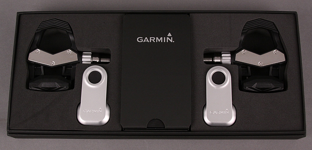 Garmin Vector Power Meter Pedal Set 12-15mm pods V1