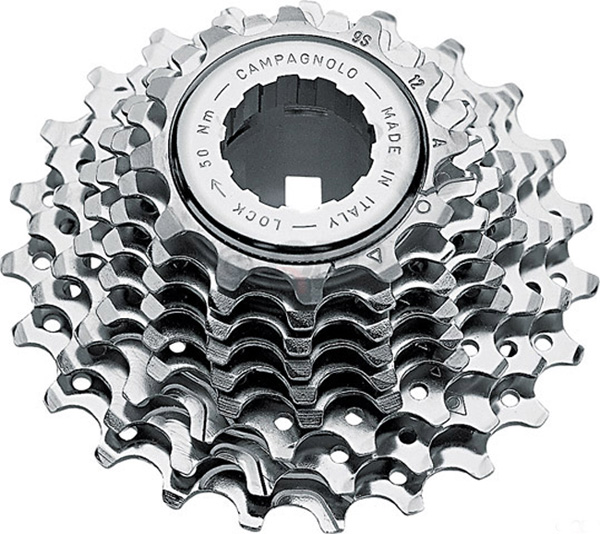 Campagnolo Veloce 9 Speed Cassette 13-23