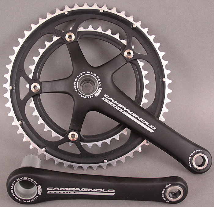 Campagnolo Veloce 10 Speed Ultra Torque Crankset 175 39/53
