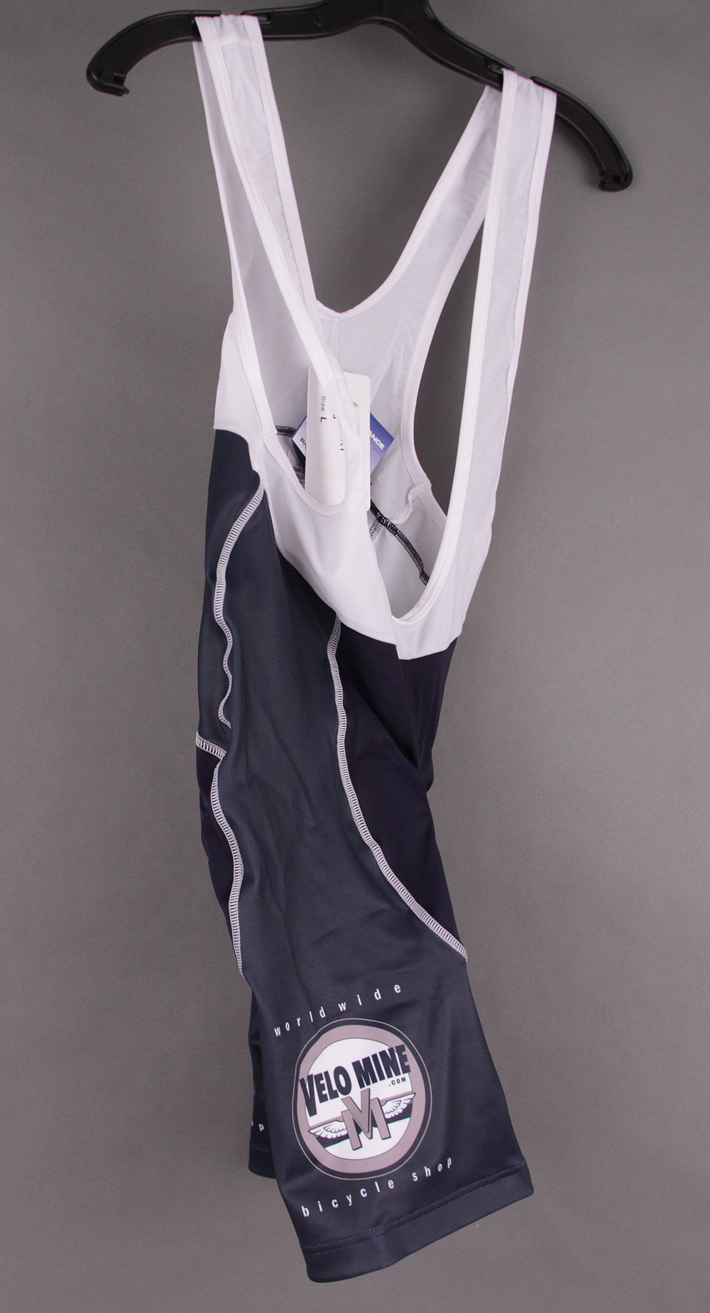 Velo Mine Bib Shorts European Race Cut