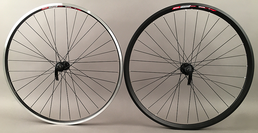 "Sta Tru 27.5"" 650b Gravel CX Bike Wheels Clincher QR Rim Brake"