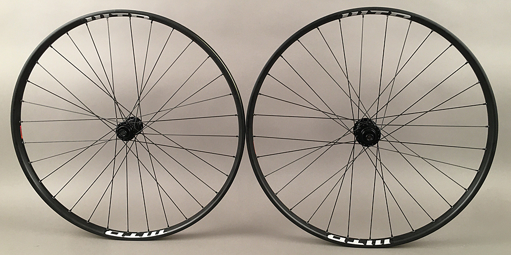 WTB ST Light I29 27.5 MTB Blk Wheelset Tubeless QR/Thru Axle
