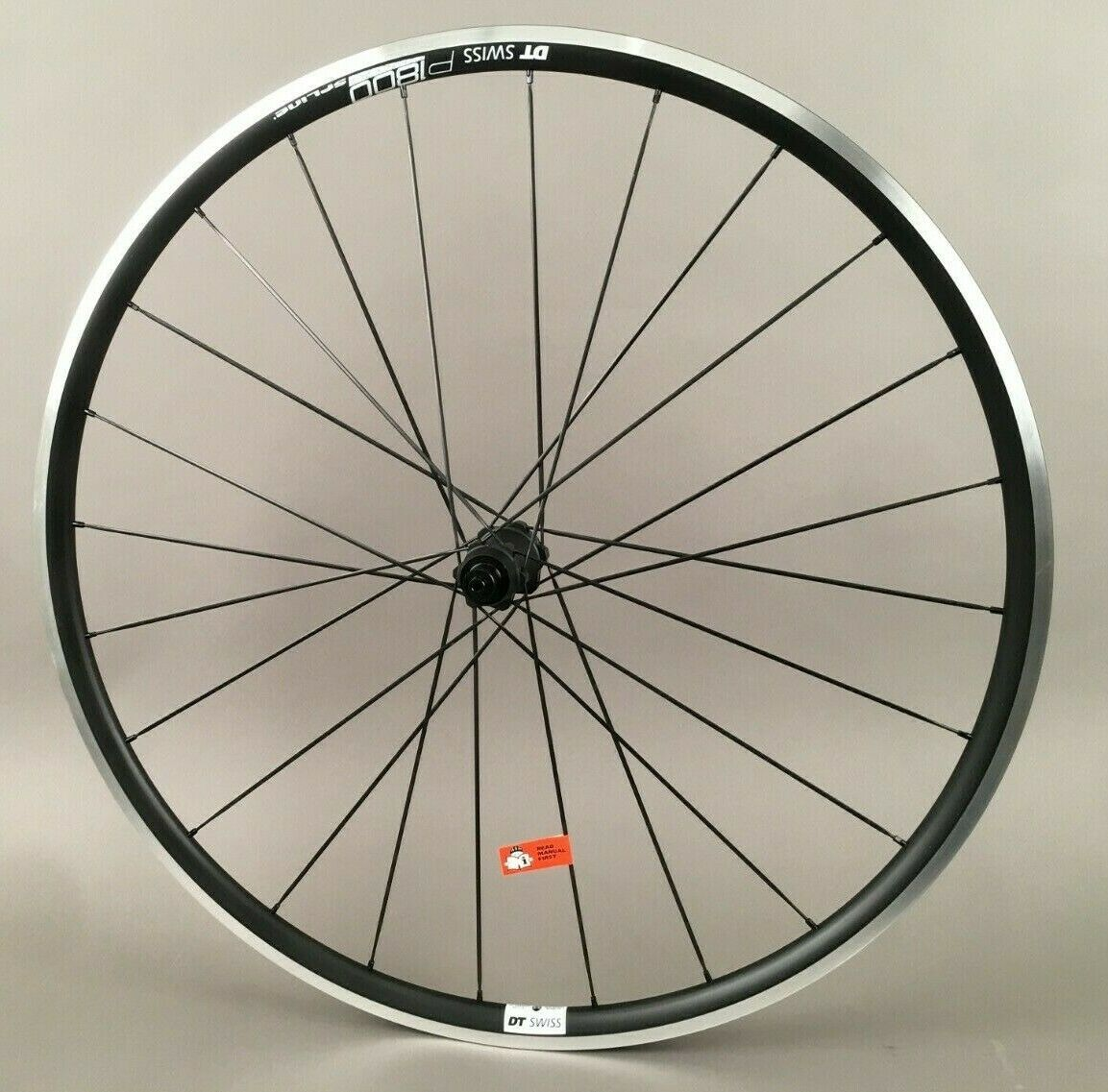 DT Swiss P 1800 Spline 23 Road Bike Tubeless Clincher SRAM XDR