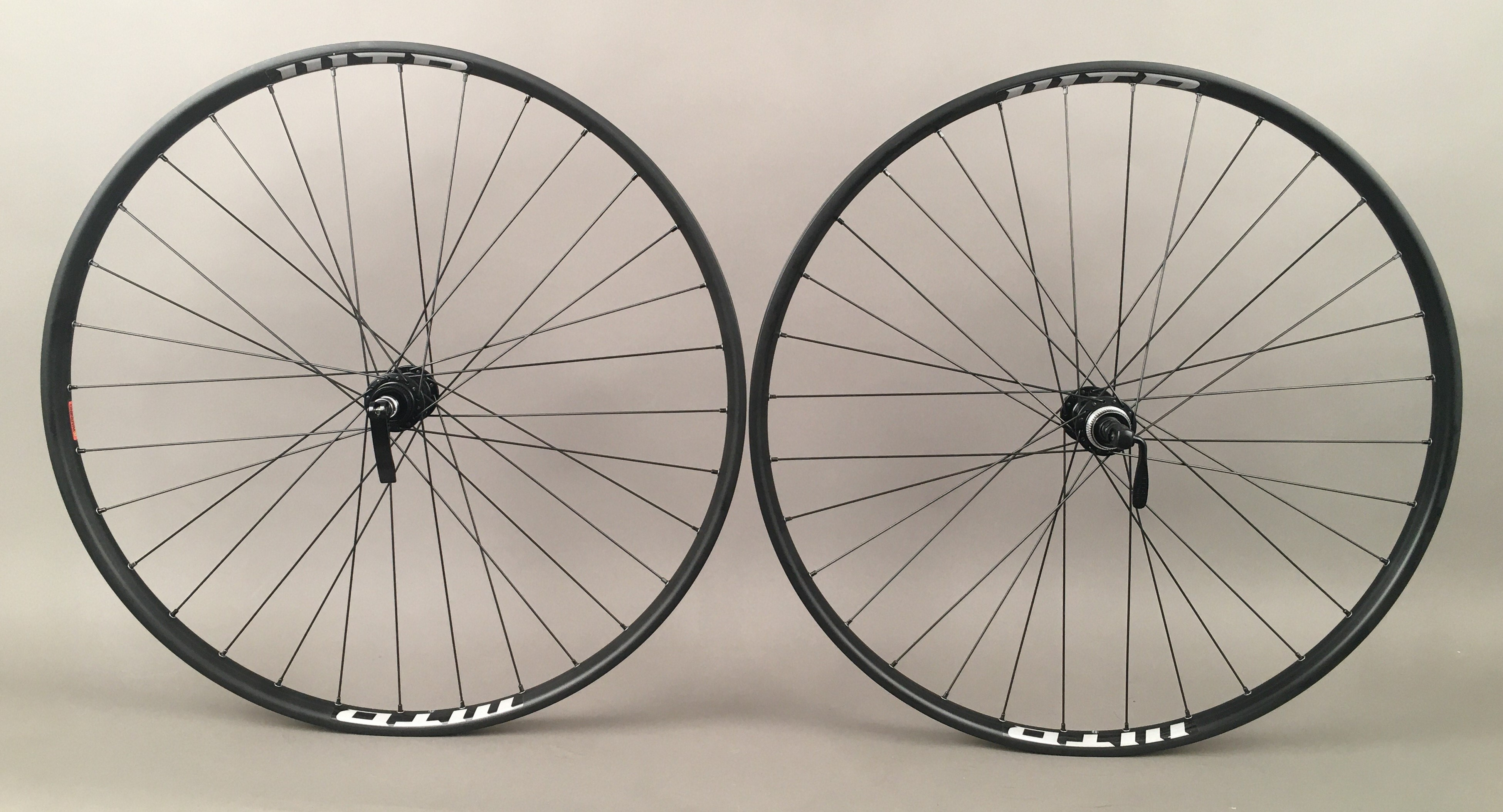 WTB I29 29er MTB Wheelset Thru Axle or Quick Release Hubs