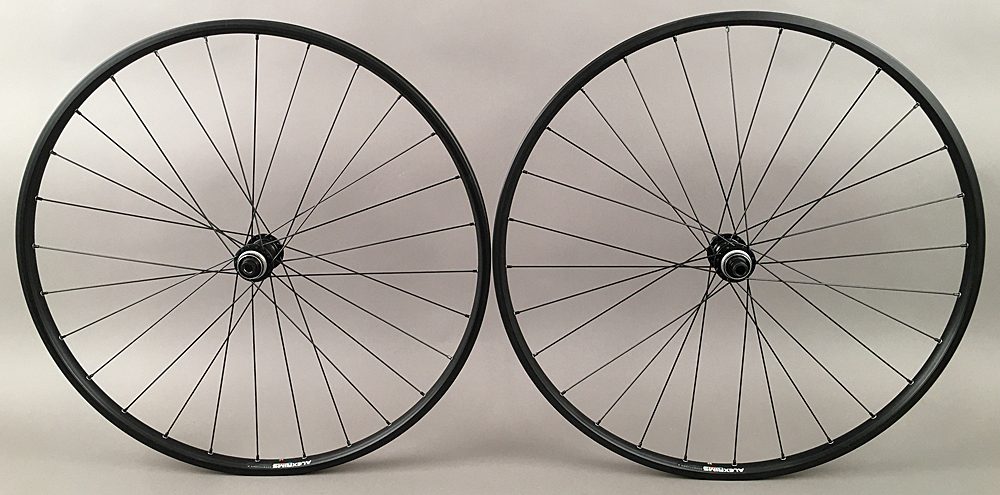 Alex Rims 700c Road Gravel Bike Wheels Shimano Hubs Disc or Rim