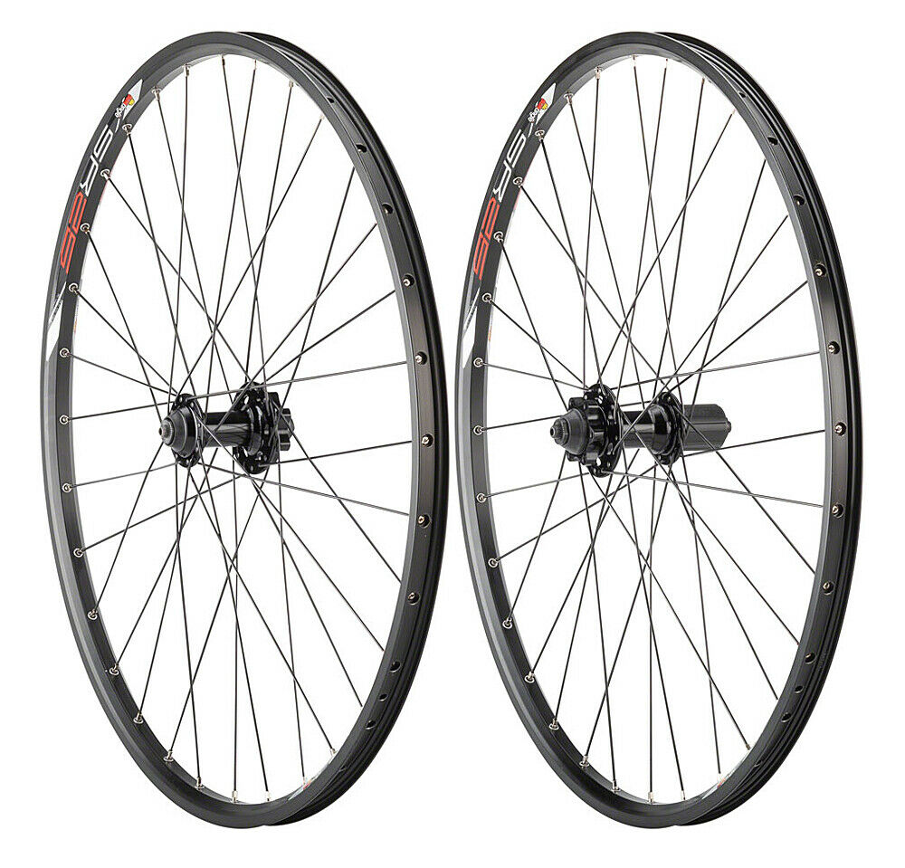 Sun Ringle SR25 Mountain Bike Wheels 29er Shimano Quick Release
