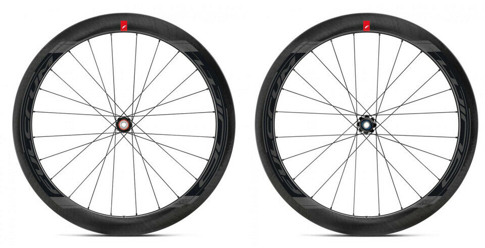 Fulcrum Wind 55 DB Disc Brake Carbon Tubeless Road Bike Wheels