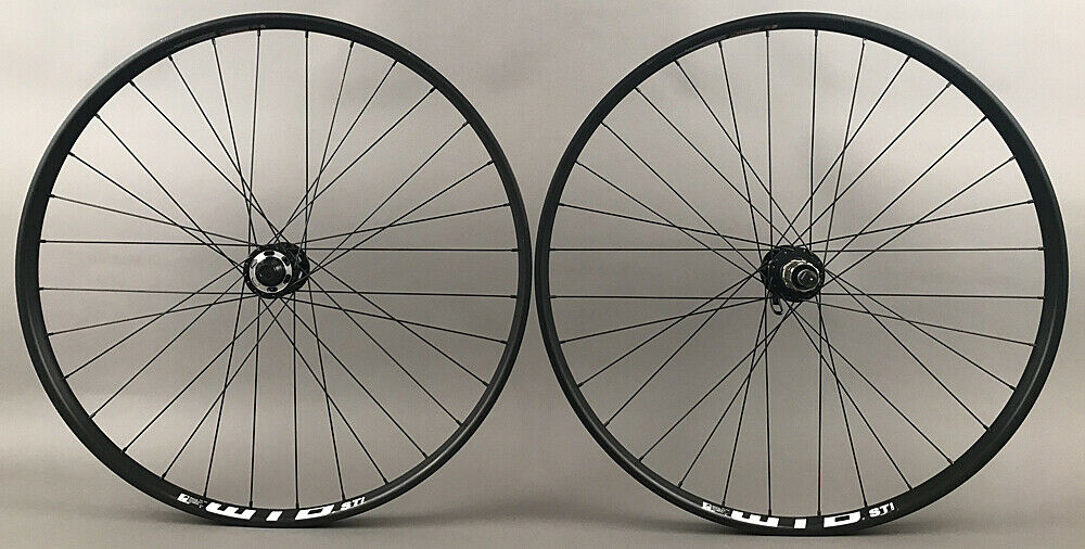 WTB ST I30 29er MTB Bike Wheelset Tubeless Quick Release Axles
