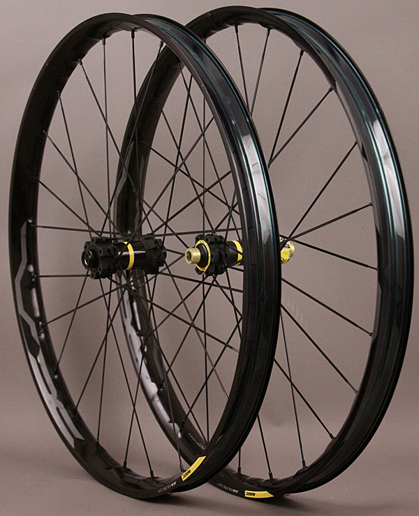 Mavic XA Elite 27+ 27.5 650b Cross Country MTB Demo Wheelset