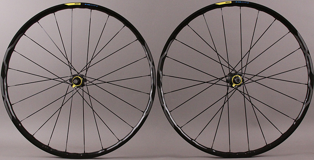 Mavic XA Elite 27.5 650b Cross Country Trail BOOST Demo Wheelset