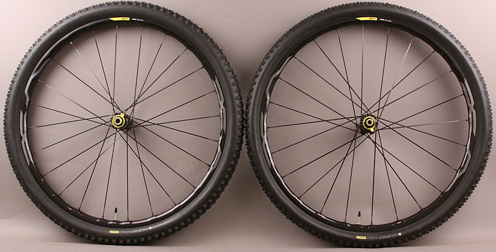DEMO Mavic XA Elite 27.5 650b Mountain Bike Wheelset BOOST XD