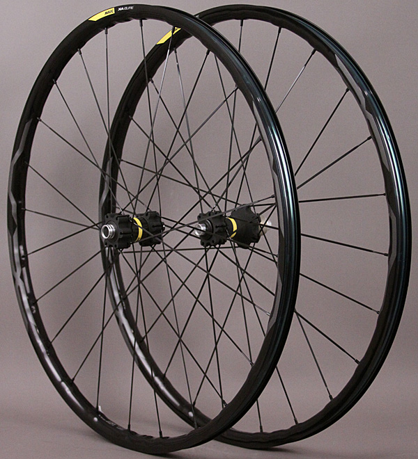 "Mavic XA Elite 29er 29"" Cross Country Mountain Bike Wheelset XD"