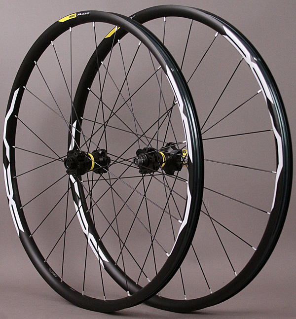 Mavic XA Light 27.5 650b Tubeless Mountain Bike Wheelset Shimano