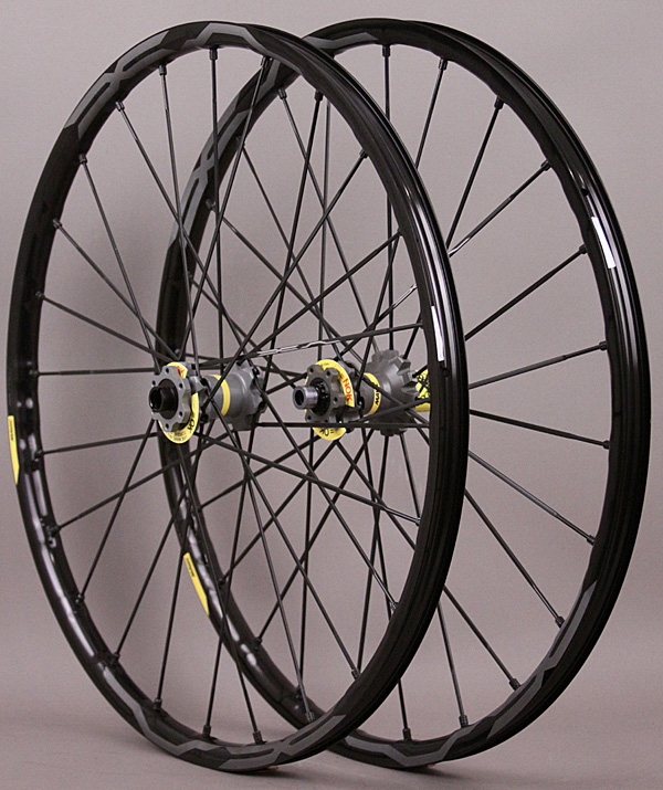 "Mavic XA Pro 29er 29"" Cross Mountain Bike Tubeless Wheelset"