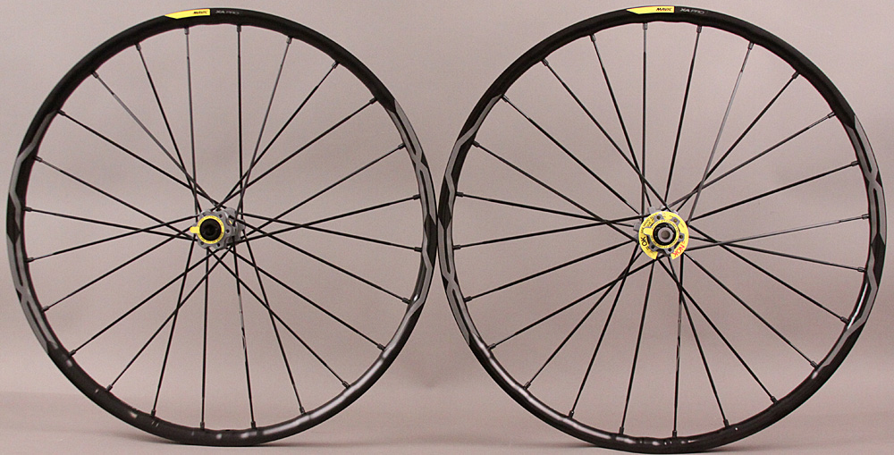 DEMO Mavic XA Pro UST 27.5 650b MTB Bike Tubeless Wheels BOOST