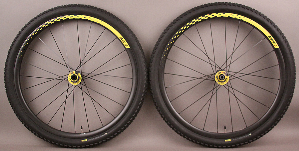 "Mavic Crossmax Pro Carbon RIB 27.5"" 650b MTB Bike Wheels BOOST"