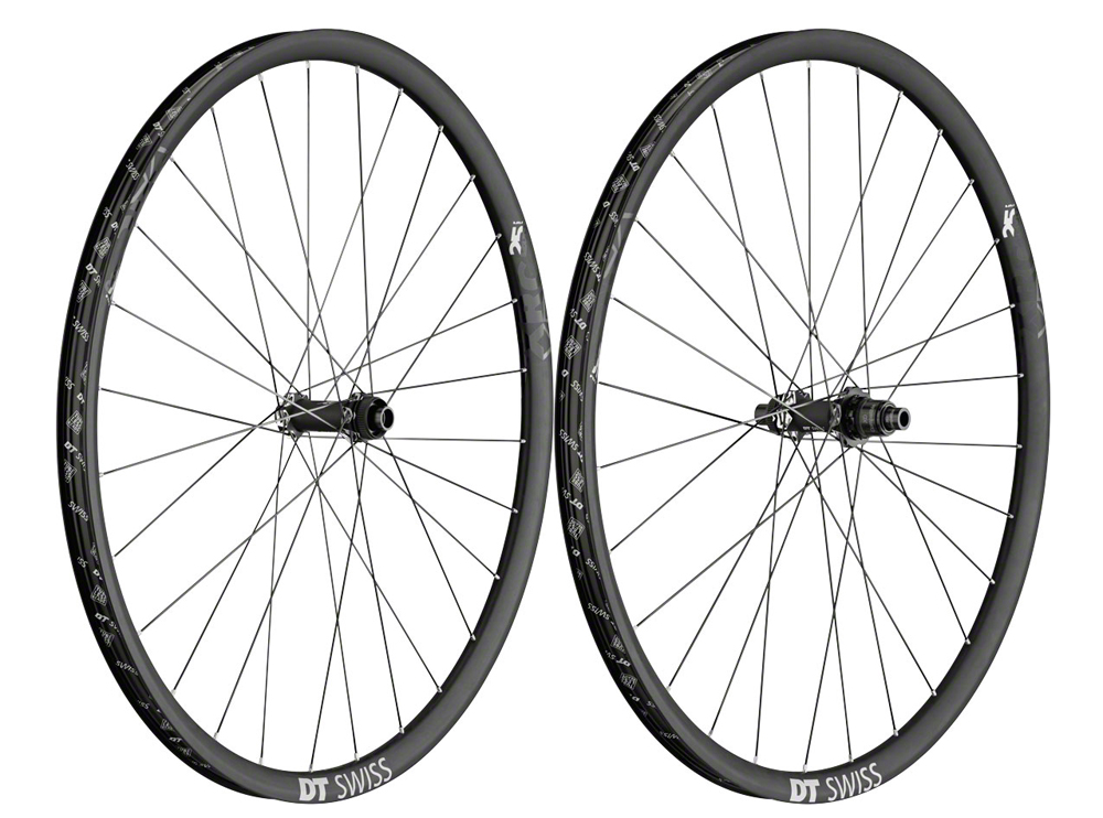 "DT Swiss XRC 1200 Carbon Fiber 29er 29"" MTB Wheels 15x100 12x142"